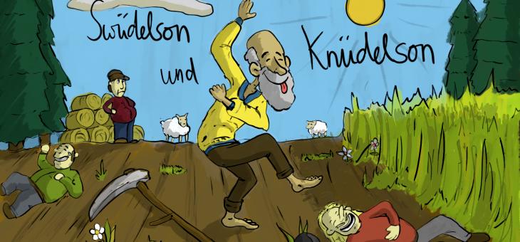 Swüdelson und Knüdelson (Schweden)
