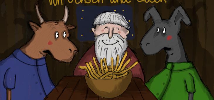 Von Ochsen und Eseln (Ukraine)